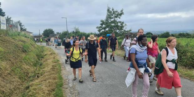La Grande Marche de Saint Joseph