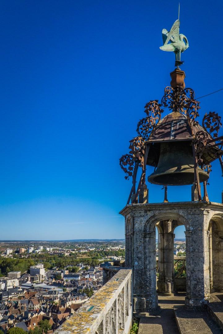 pélican cathédrale de bourges