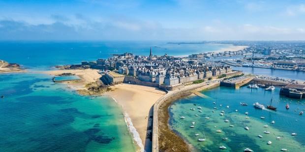Saint Malo, ermite gallois