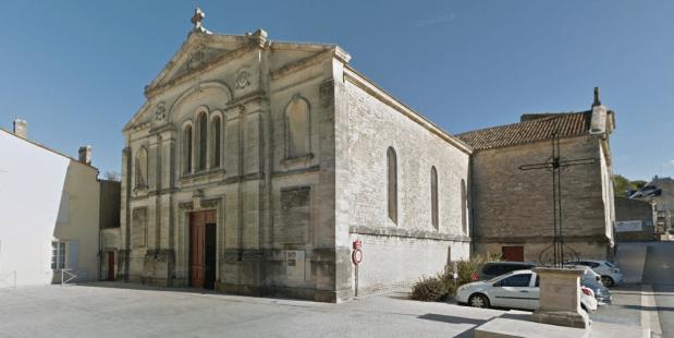 Saint-Romain de Blaye