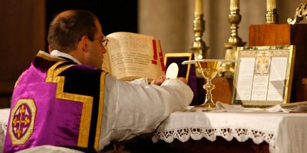 Messe latin