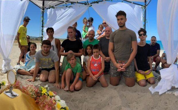 Adoration plage