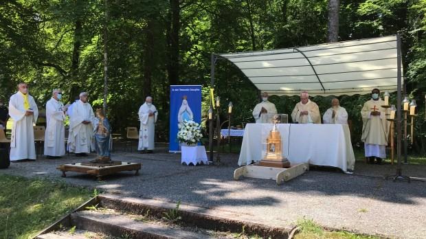 Annecy mission Notre Dame de Lourdes
