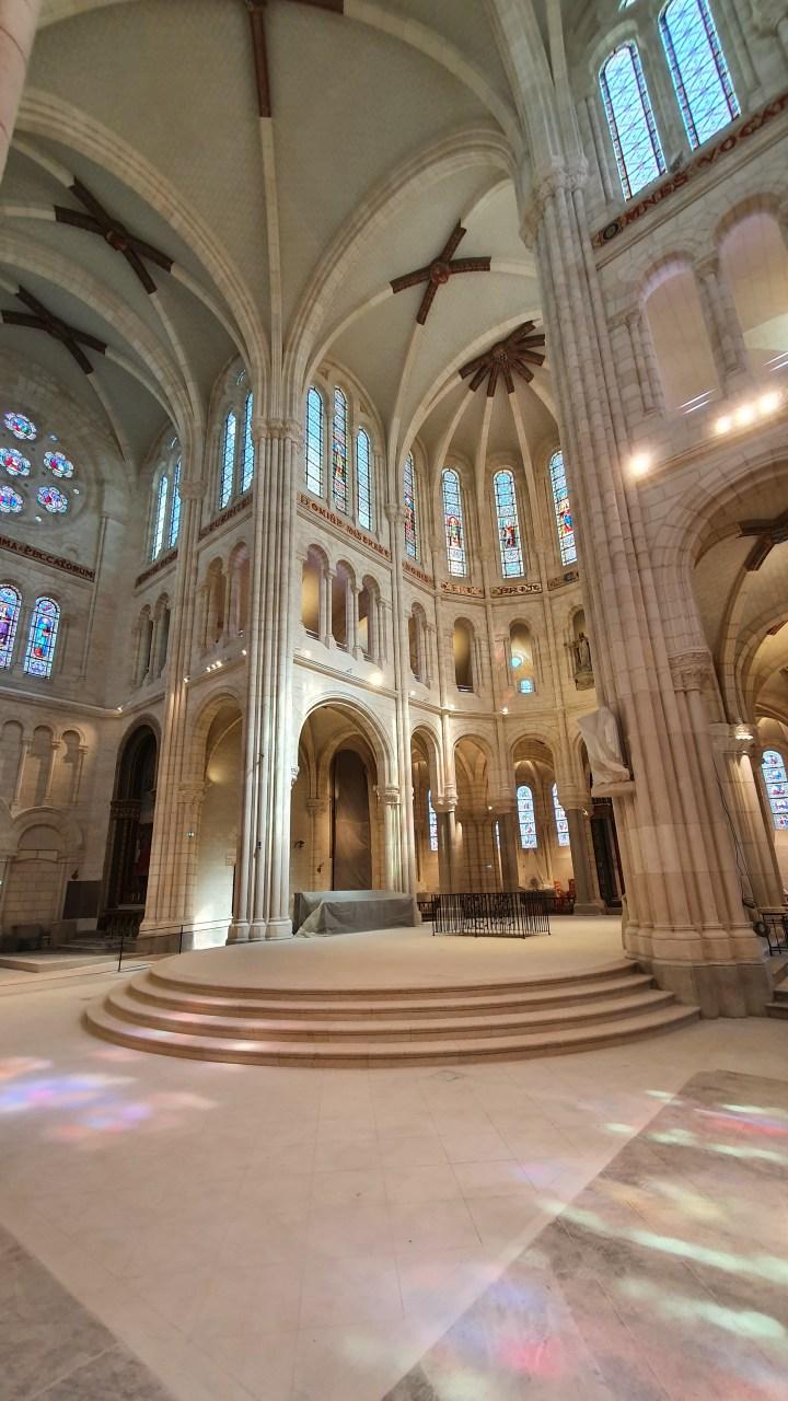Basilique st Donatien de Nantes