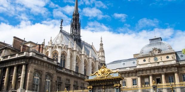 En images : la Sainte-Chapelle de Paris