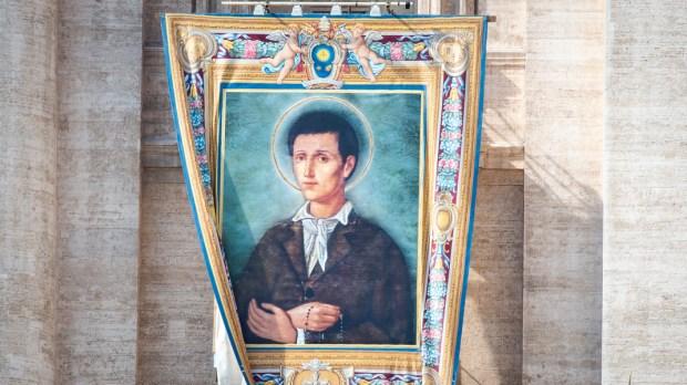 canonisation Nunzio Sulprizio
