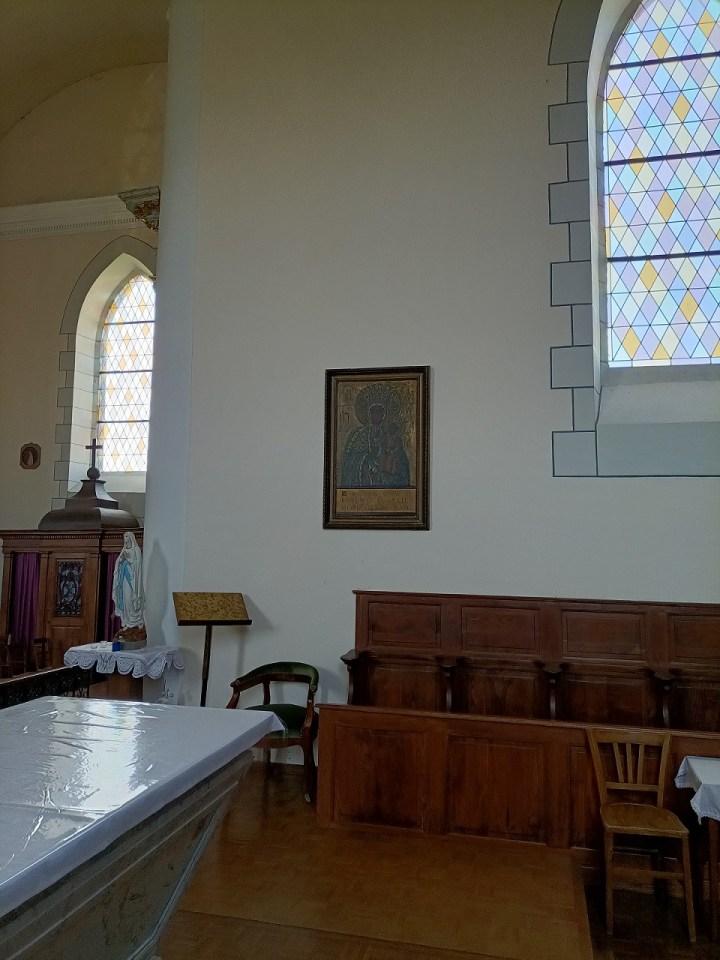Tableau de Notre Dame de Comblessac
