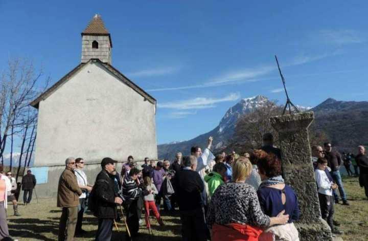 chapelle de prunières