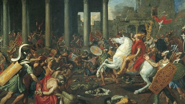 Destruction de Temple de Jérusalem