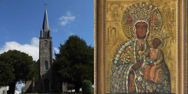 Notre Dame de Czestochowa à Comblessac