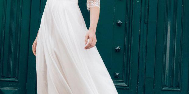 Les robes de mariée de la collection Alba 2022