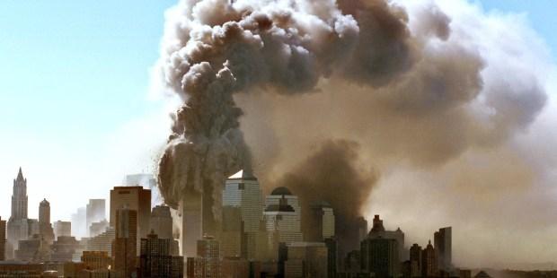 World Trade Center in New York collapse