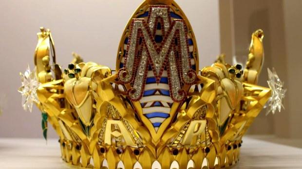 Couronne Notre Dame de Montligeon