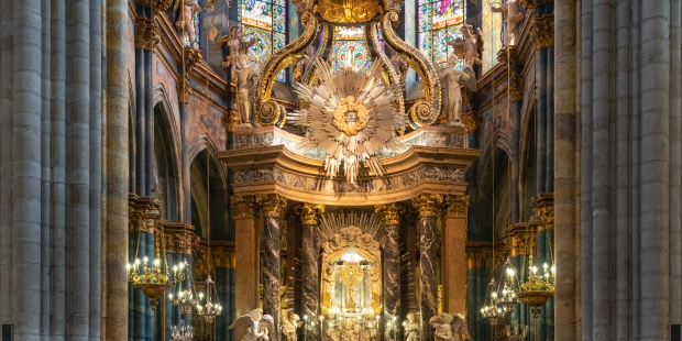 Saint Mary Cathedral Lugo Spain