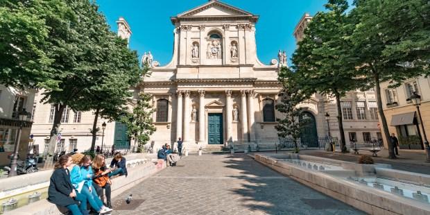 église de la sorbonne