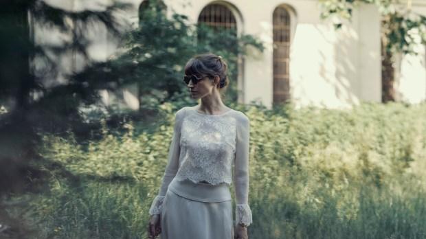 Wedding dresses collection Laure de Sagazan 2022
